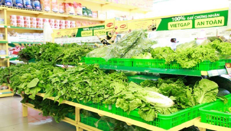 Những sản phẩm được chứng nhận VietGap có được sự tin tưởng của khách hàng