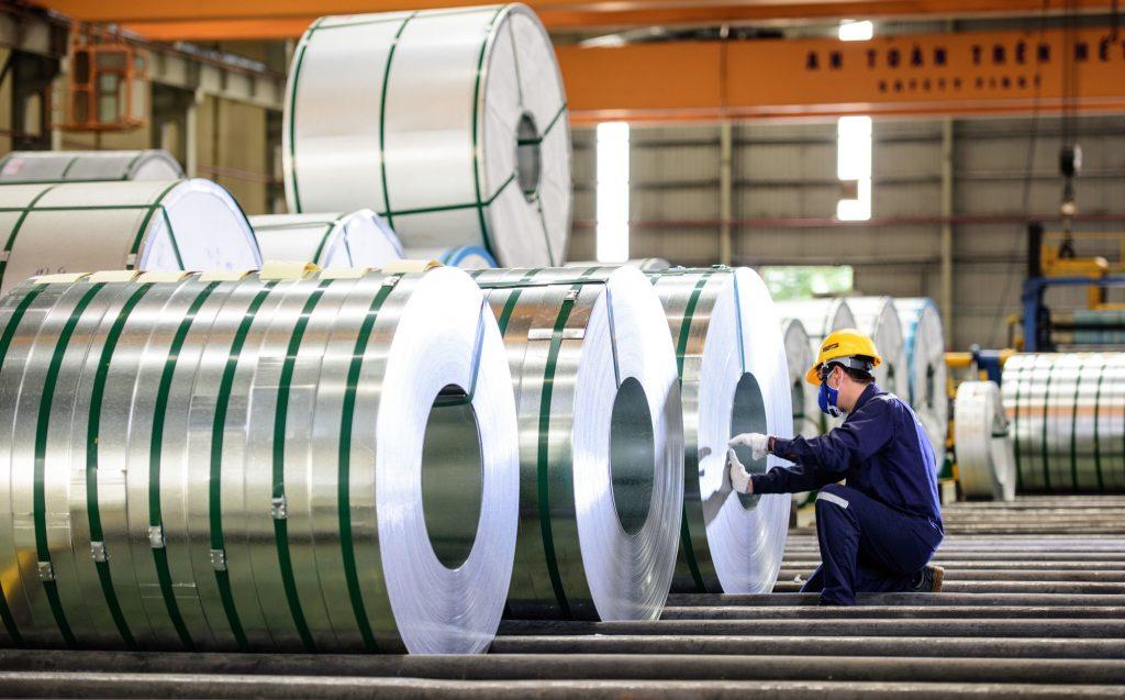 Chứng nhận thép nhập khẩu giúp tăng lợi thế trong sản xuất